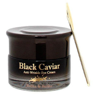 [Holika Holika] Black Caviar Anti-Wrinkle Eye Cream 30ml