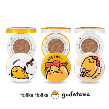 [Holika Holika] LAZY&EASY Face2Change Photo Ready Cushion BB SPF50+ PA+++
