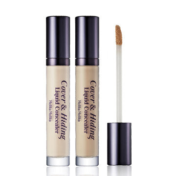[Holika Holika] Cover & Hiding Liquid Concealer