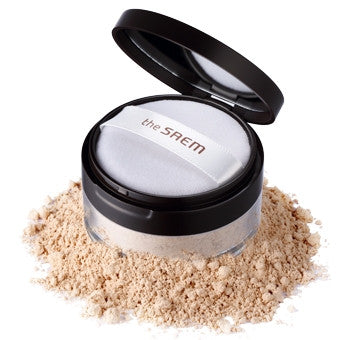[the SAEM] Eco Soul Real Fit Powder - Natural Beige