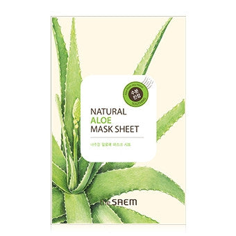 [the SAEM] Natural Aloe Mask Sheet