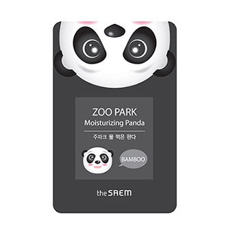 [the SAEM] ZOO PARK Moisturizing Panda