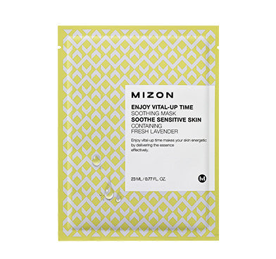 [Mizon] ENJOY VITAL-UP TIME Soothing Mask