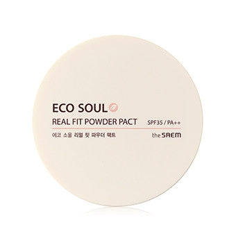 [the SAEM] ECO SOUL Real Fit Powder Pact 23