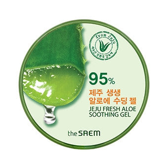 [the SAEM] Jeju Fresh Aloe Soothing Gel