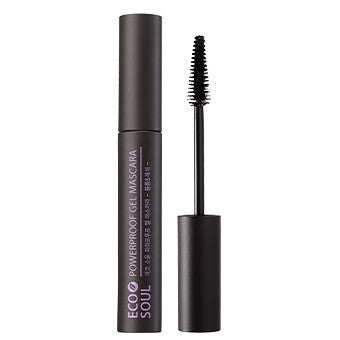 [the SAEM] Eco Soul Powerproof Gel Mascara - Volume & Lash