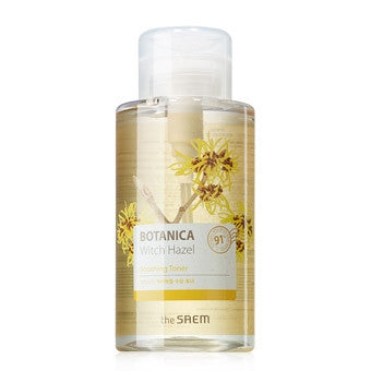 [the SAEM] Botanica Witch Hazel Soothing Toner