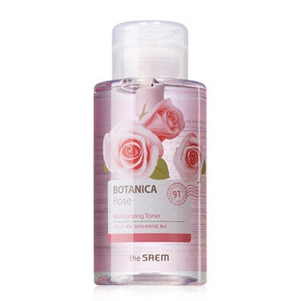 [the SAEM] Botanica Rose Moisturizing Toner