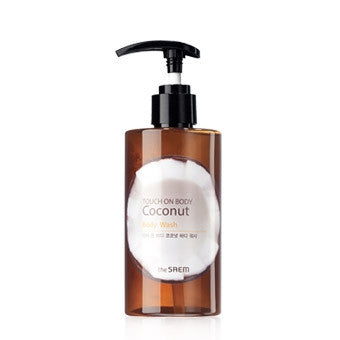 [the SAEM] Touch On Body Coconut Body Wash