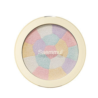 [the SAEM] Saemmul Luminous Multi Highlighter 01. Pinkwhite