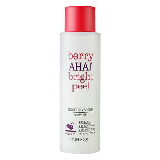 [ETUDE HOUSE] Berry AHA Bright Peel Boosting Serum