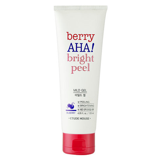 [ETUDE HOUSE] Berry AHA Bright Peel Mild Gel
