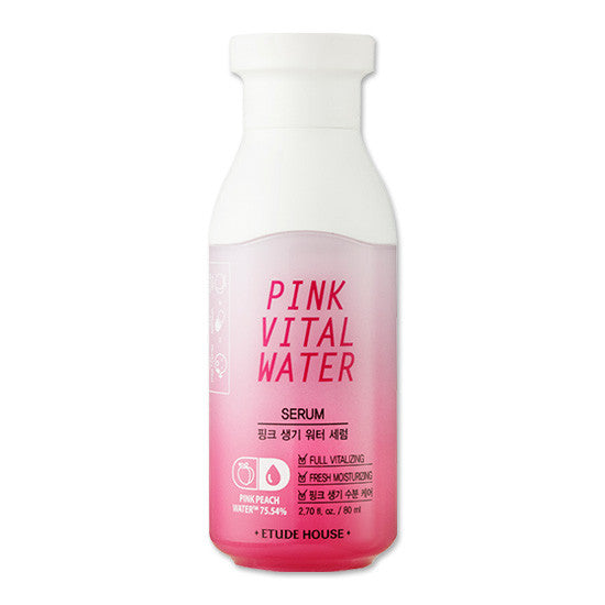[ETUDE HOUSE] Pink Vital Water Serum