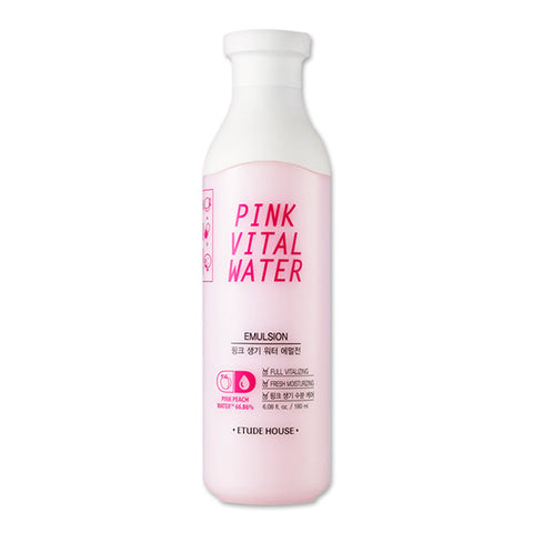 [ETUDE HOUSE] Pink Vital Water Emulsion