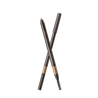 [the SAEM] Eco Soul Powerproof Soft Eyebrow 03 Brown