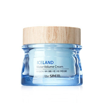 [the SAEM] Iceland Water Volume Hydrating Cream(For Combination Skin)