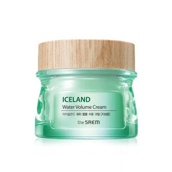 [the SAEM] Iceland Water Volume Hydrating Cream(For Oily Skin)