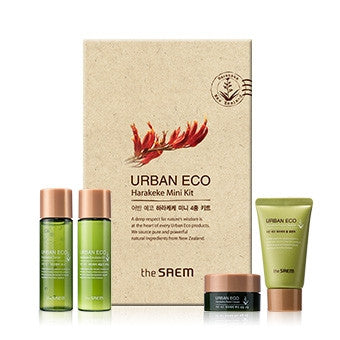 [the SAEM] Urban Eco Harakeke Mini Kit