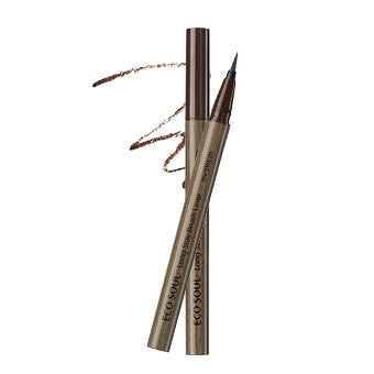 [the SAEM] Eco Soul Long Stay Brush Liner 02 Brown