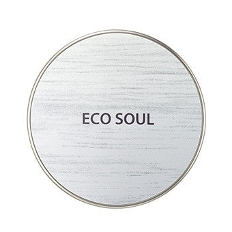 [the SAEM] ECO SOUL Cover Stay Cushion SPF50+ PA+++ 01 Light Beige