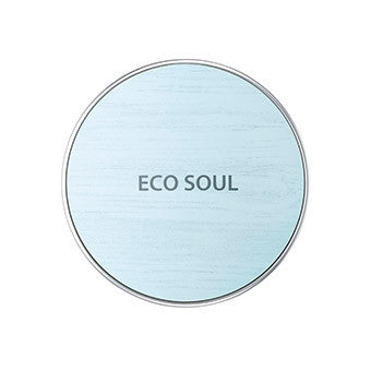 [the SAEM] Eco Soul Power Proof Cooling BB CUSHION 01 Aqua Beige