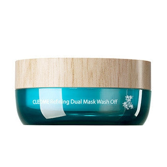 [the SAEM] Cleome Refining Dual Mask Wash Off
