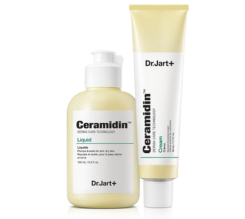 [Dr.Jart+] Ceramidin 2Step Set