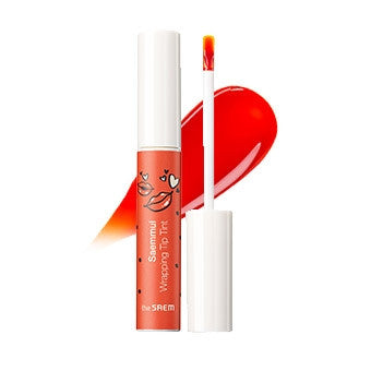 [the SAEM] Saemmul Wrappint Tip Tint 02 Catch Orange
