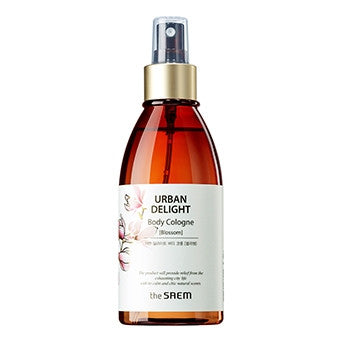 [the SAEM] URBAN DELIGHT Body Cologne [Blossom]