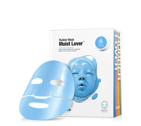 [Dr.Jart+] Dermask Rubber Lover 4 Set