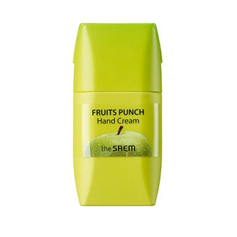 [the SAEM] Fruits Punch Apple Hand Cream