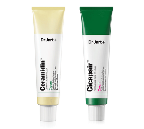[Dr.Jart+] Ceramidin&Cicapair Cream Set