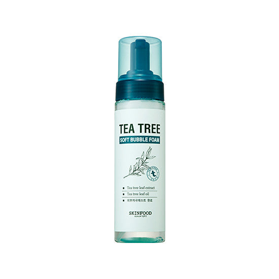 [SKINFOOD] Tea Tree Soft Bubble Foam