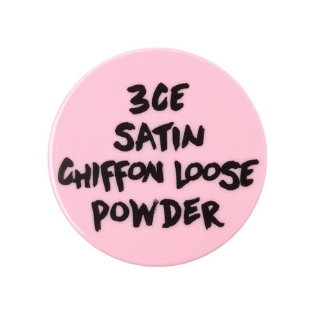 [3CE] Pink Rumour Satin Chiffon Loose Powder