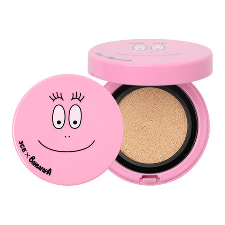 [3CE] BARBAPAPA FITTING CUSHION FOUNDATION