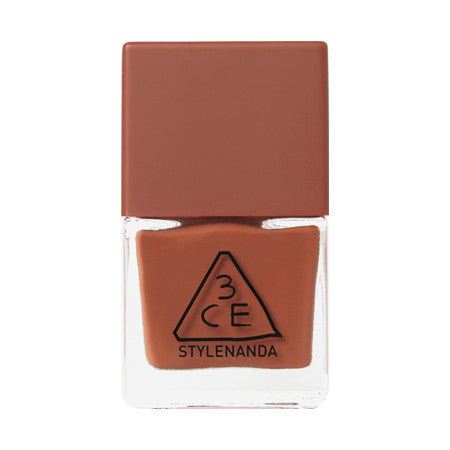 [3CE] MOOD RECIPE LONG LASTING NAIL LACQUER #BR05