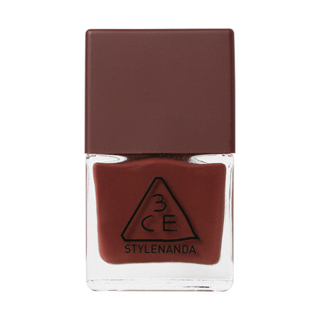 [3CE] Mood Recipe Long Lasting Nail Lacquer #Br06