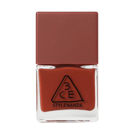 [3CE] MOOD RECIPE LONG LASTING NAIL LACQUER #RD07