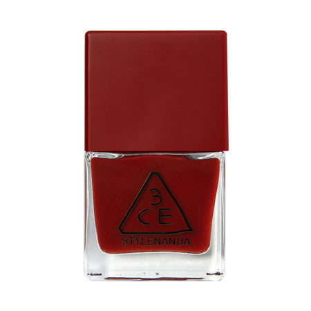 [3CE] Red Recipe Long Lasting Nail Lacquer #Rd09