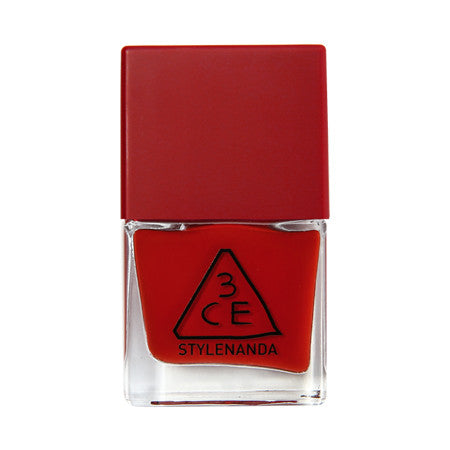 [3CE] 3CE RED RECIPE LONG LASTING NAIL LACQUER #RD10