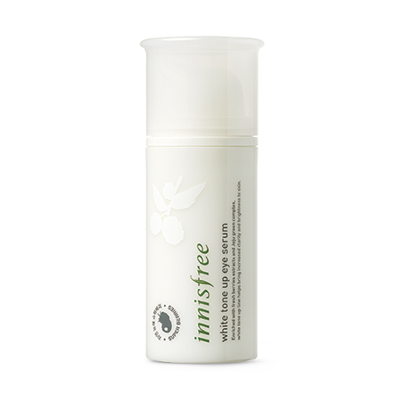 [innisfree] White Tone Up Eye Serum