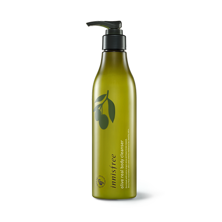 [Innisfree] olive real body cleanser