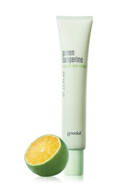 [GOODAL] Green Tangerine Eye Cream