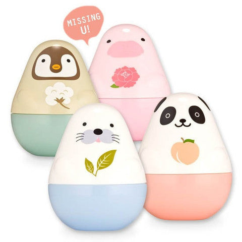 ETUDE HOUSE Missing U Hands Cream Endangered Animals Series