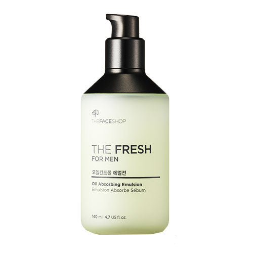 [THE FACE SHOP] The Fresh for Men Oil Control Emulsion