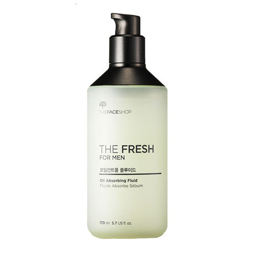 [THE FACE SHOP] The Fresh for Men Oil Control Fluid