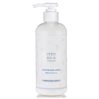 [ETUDE HOUSE] Petit Bijou Cotton Snow Moisture Body Lotion