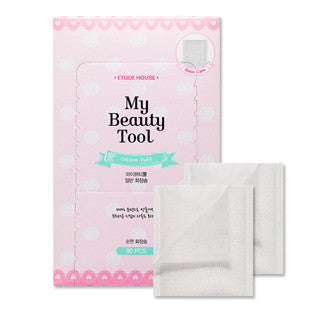 [ETUDE HOUSE] My Beauty Tool Cotton Puff