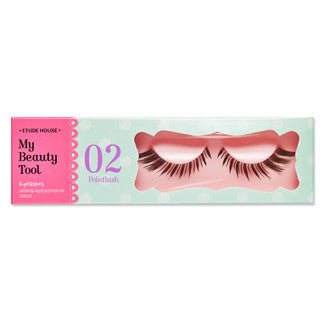 [ETUDE HOUSE] My Beauty Tool Eyelashes Eyelashes Point Lash&Under Lash