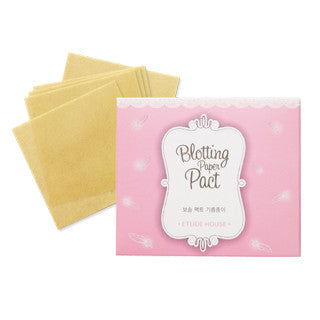 [ETUDE HOUSE] My Beauty Tool Blotting Paper Pact (Refill)